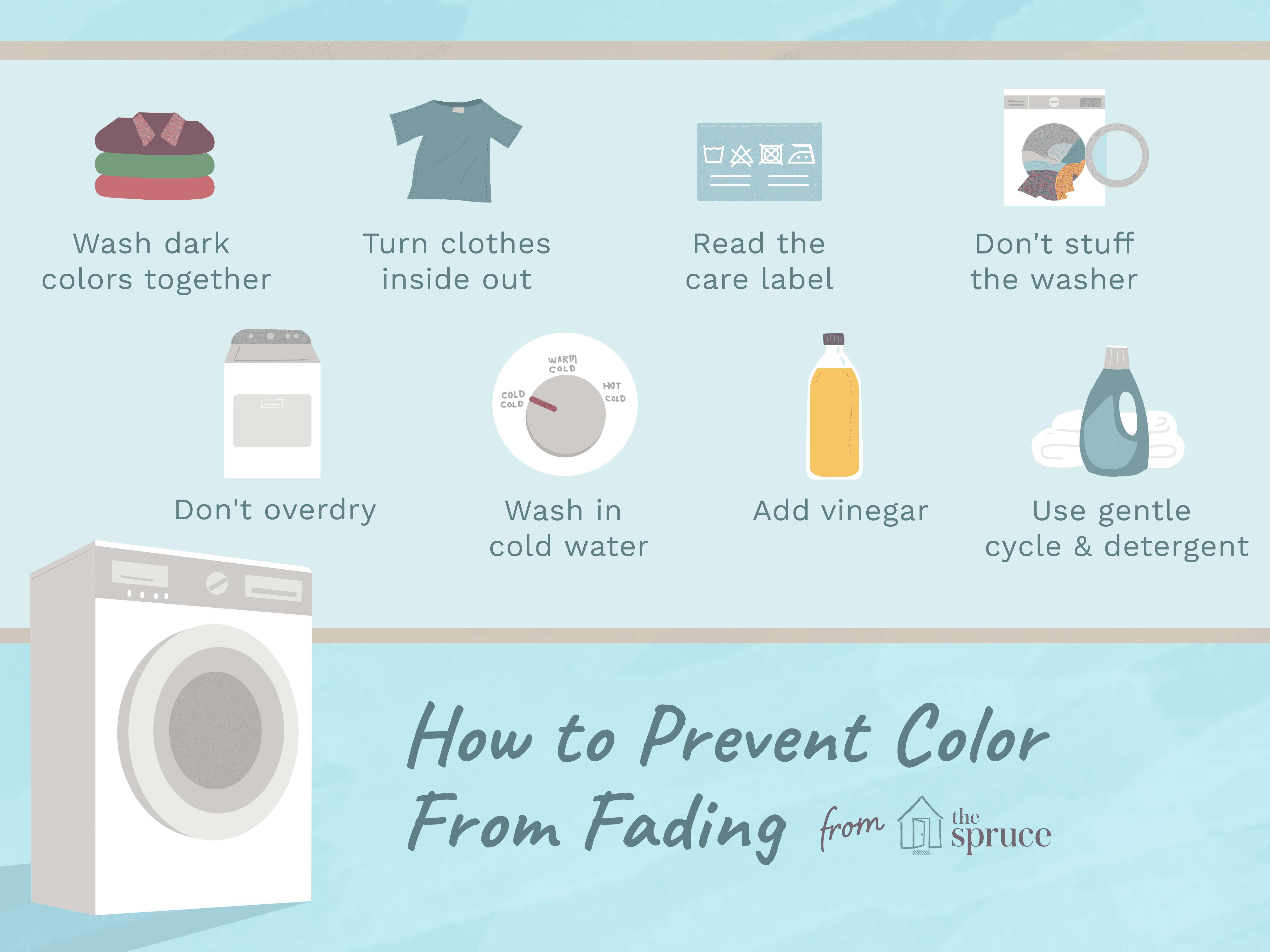 Top Tips To Prevent Colors From Fading