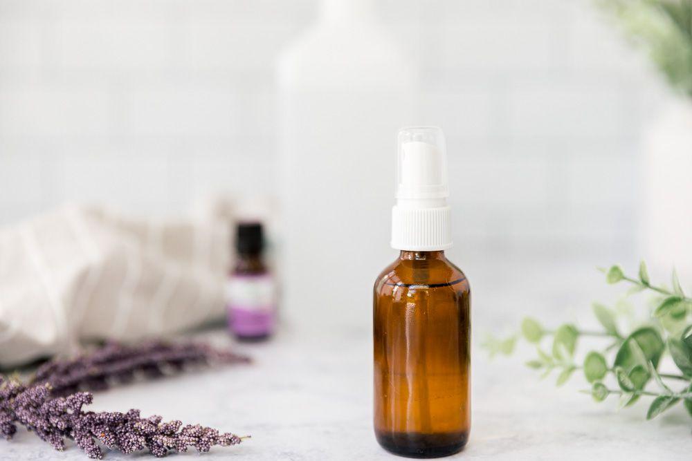 homemade room spray using rubbing alcohol