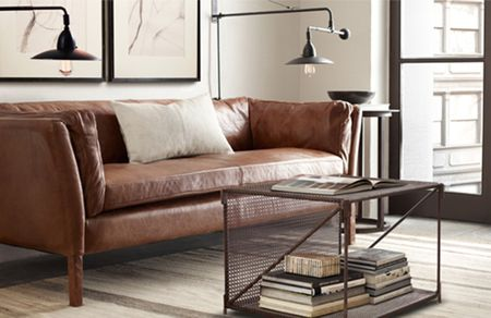 Leanr The Benefits Of Fabric Or Leather Sofas