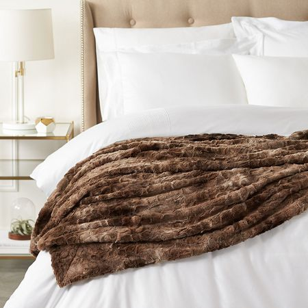 The 40 Best Faux Fur Blankets To Buy In 40 New Softest Throw Blanket In The World