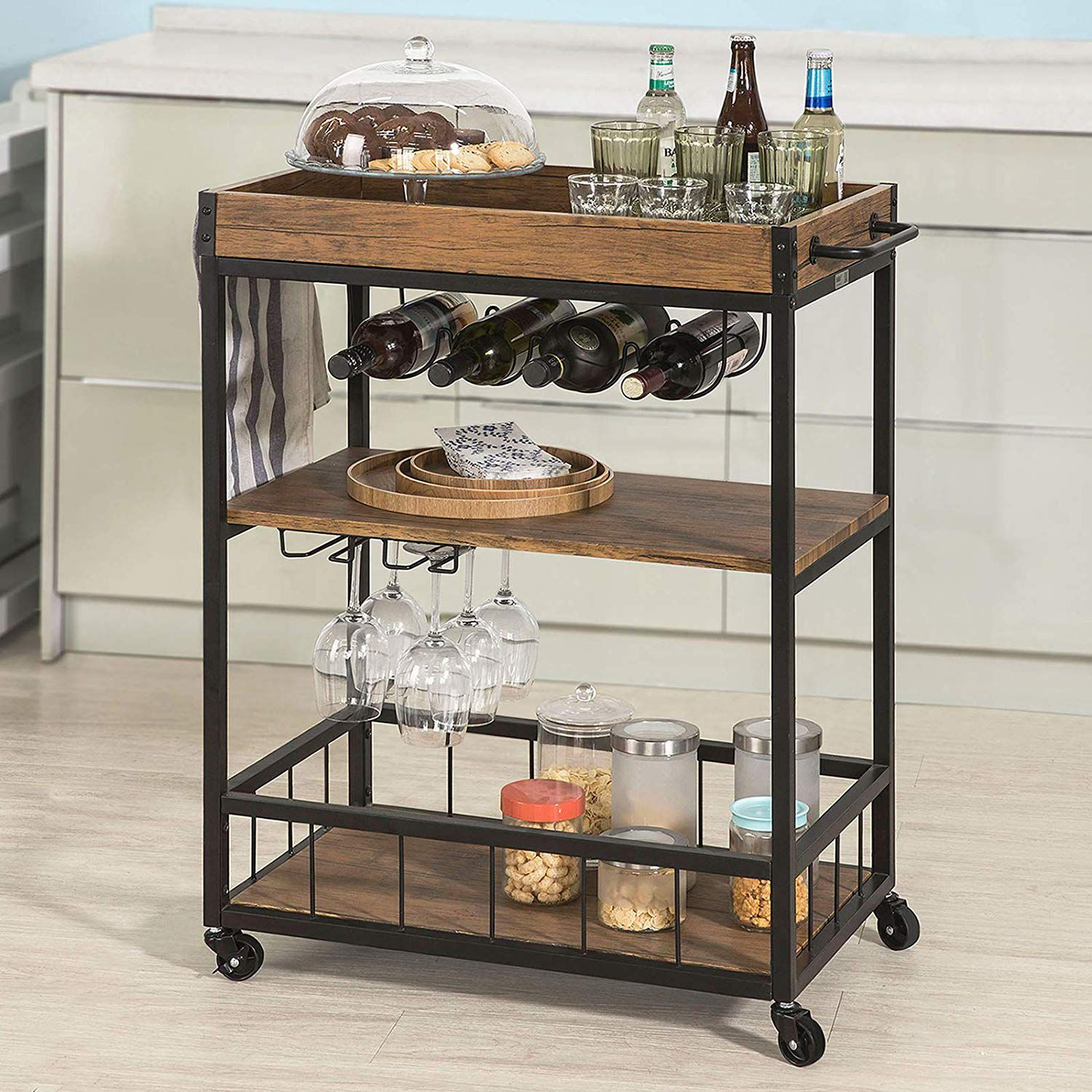 The 6 Best Bar Carts Of 2021