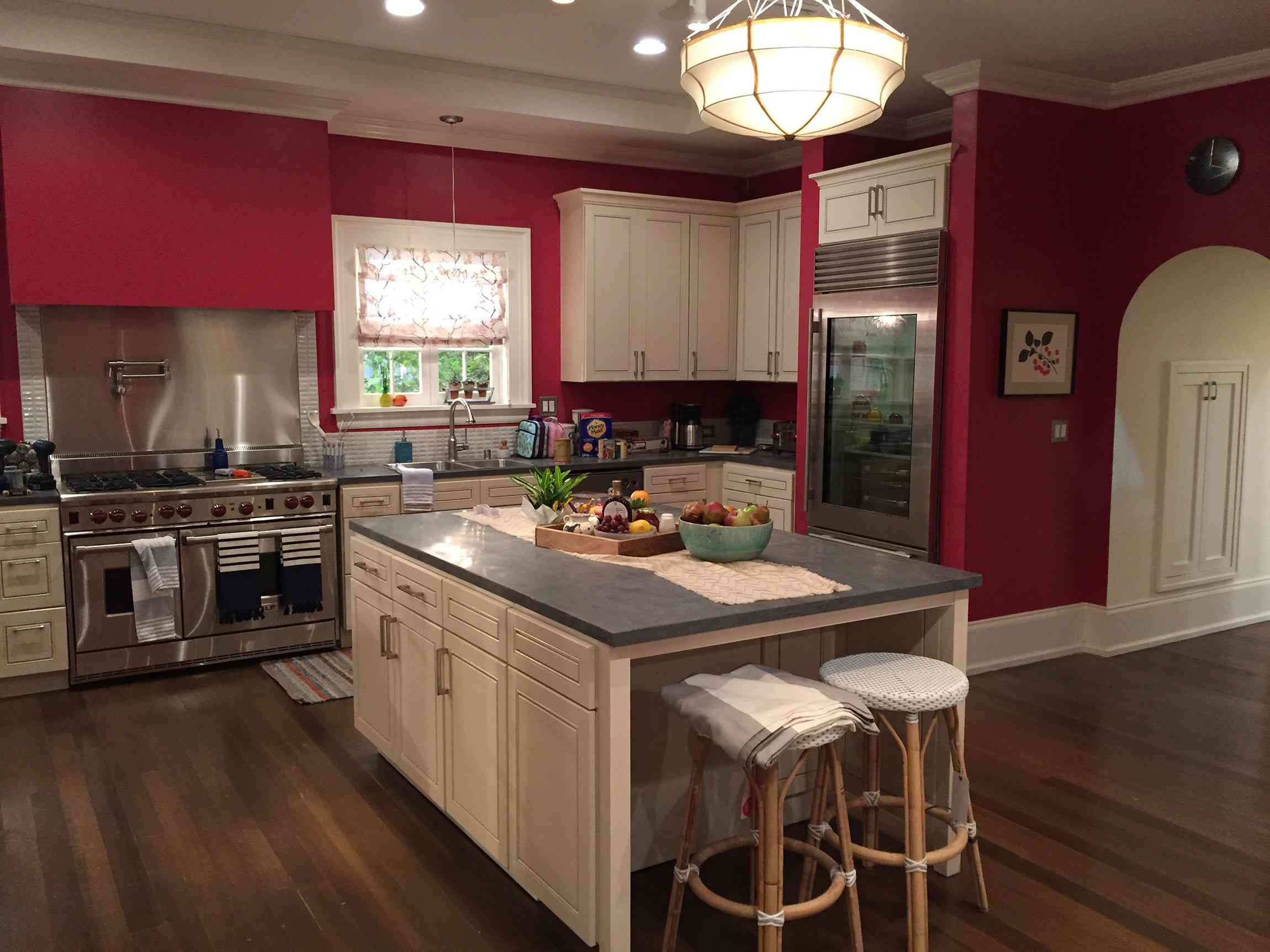 Beth and Randall's kitchen in This is Us