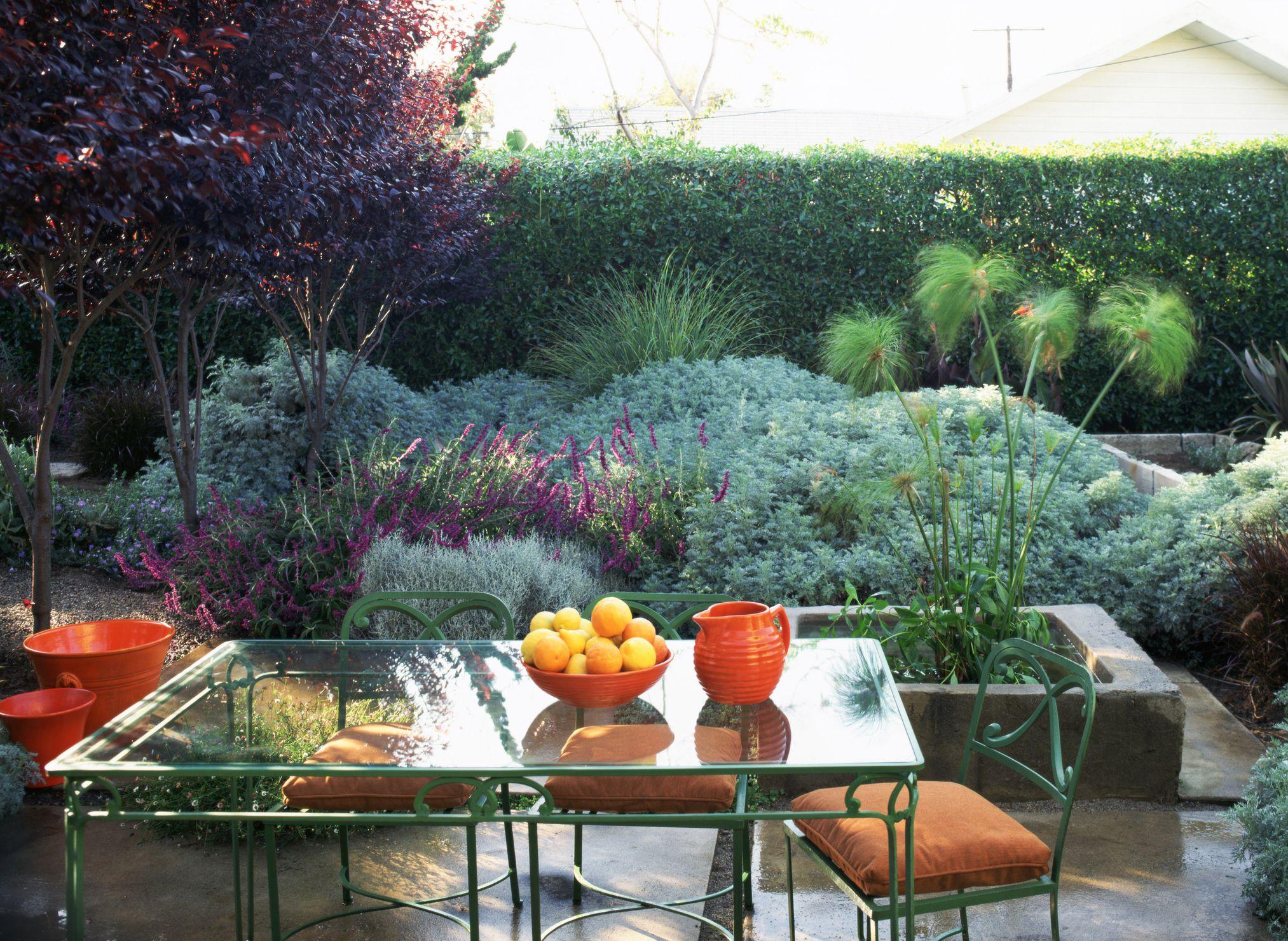 14 Fabulous Outdoor Dining Design Ideas on Backyard Dining Area Ideas id=44685