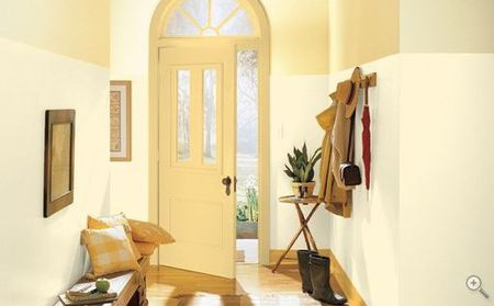 Bright Sunny And Easy Wall Color Ideas