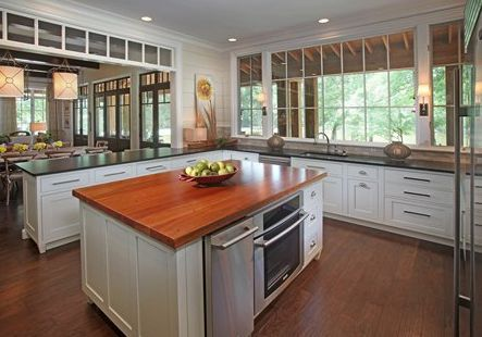 Best Countertop For Eco Friendliness Reclaimed Wood