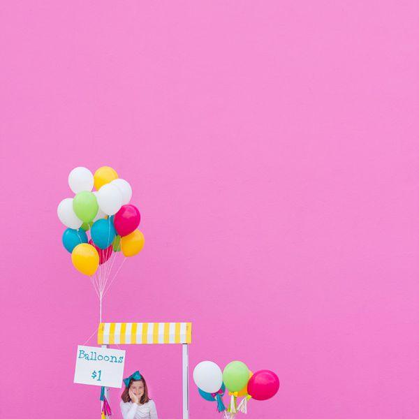 Ikea Balloon Stand