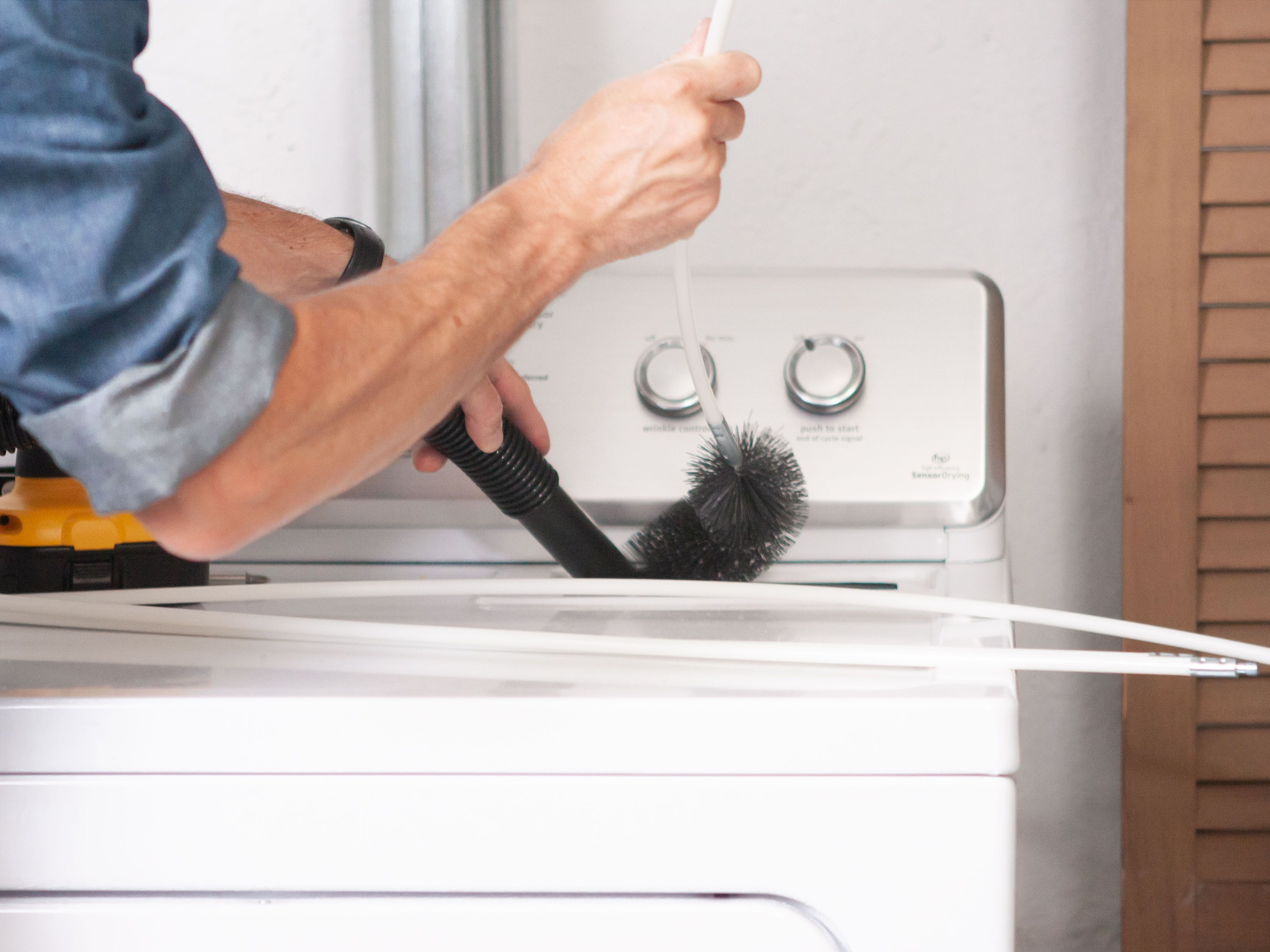 How To Clean Your Dryer Vent Ducts