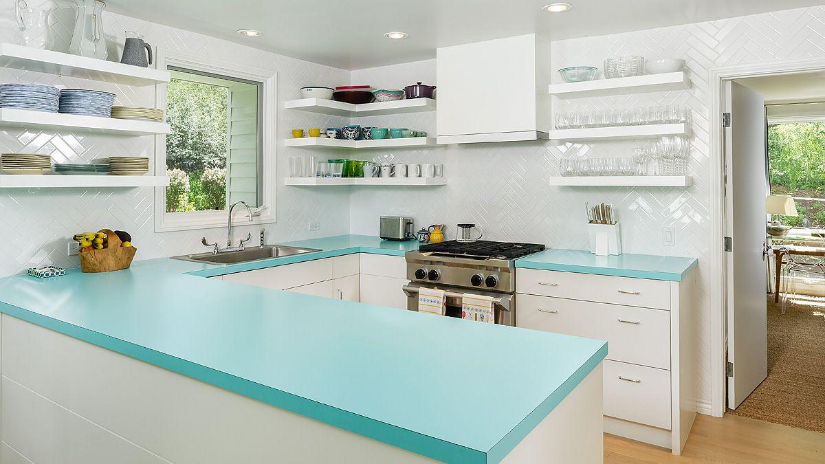 18 Stylish Kitchens With Laminate Countertops