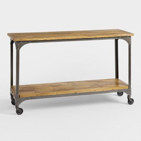 Console Tables at Target
