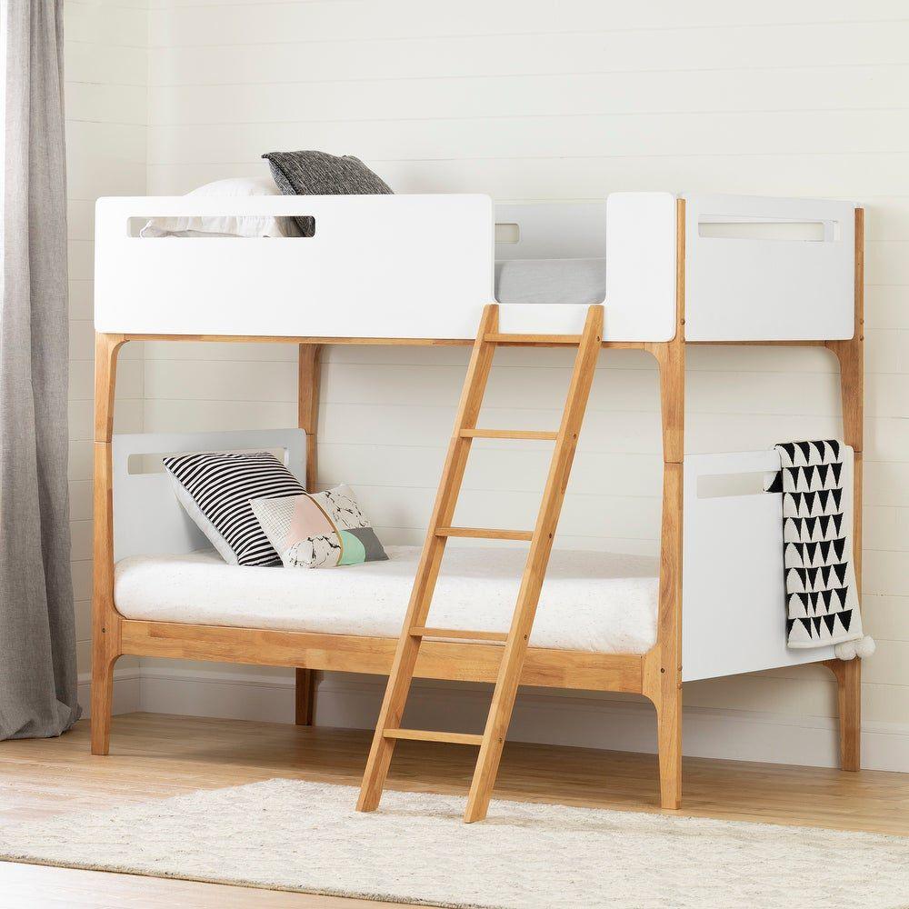 South Shore Furniture Bebble Modern Bunk Bed