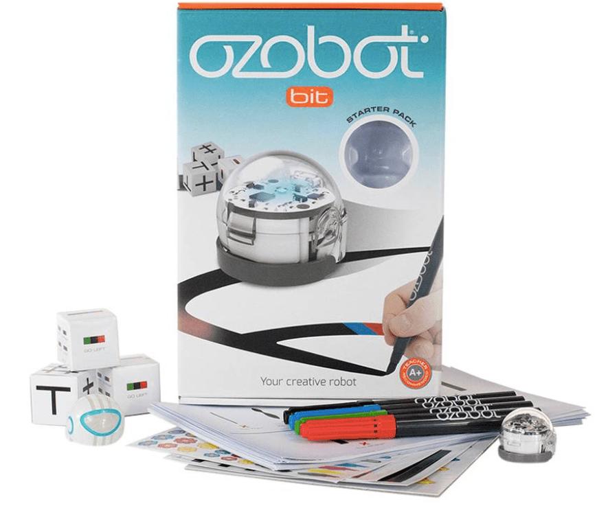 Ozobot Bit Maker Starter Pack, White