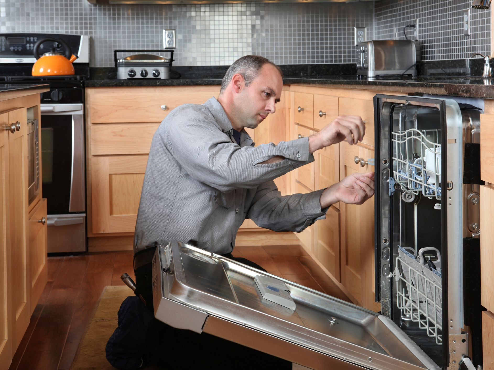 The History Dishwasher Repair