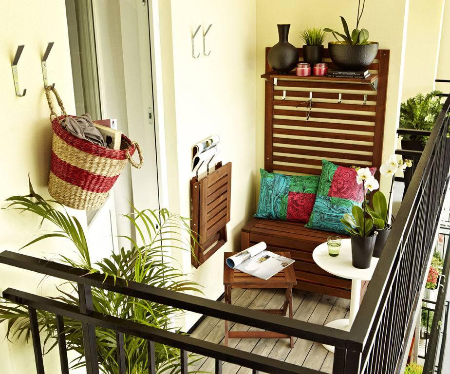 weather proof balcony furniture