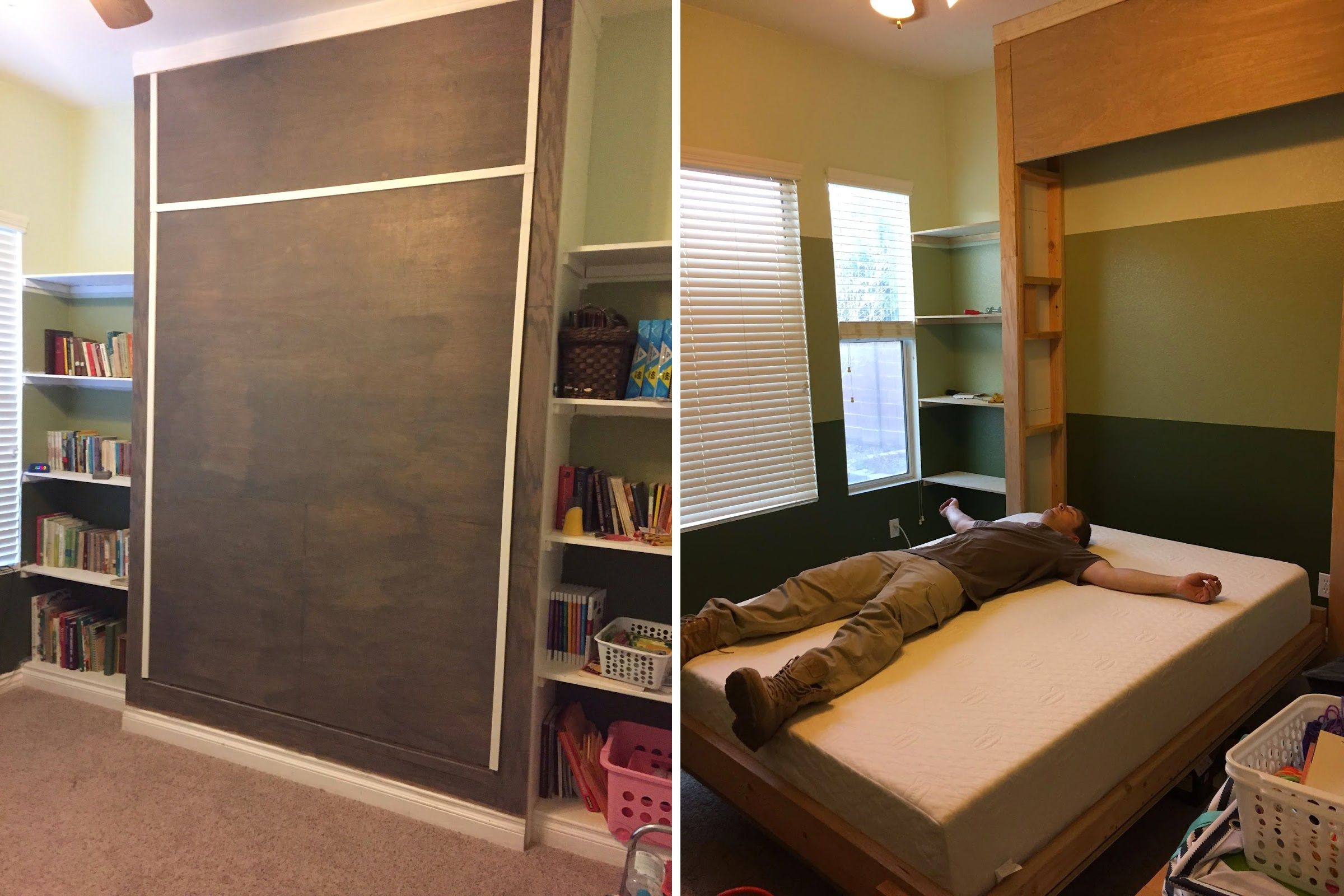 - 12 Money-Saving DIY Murphy Bed Projects