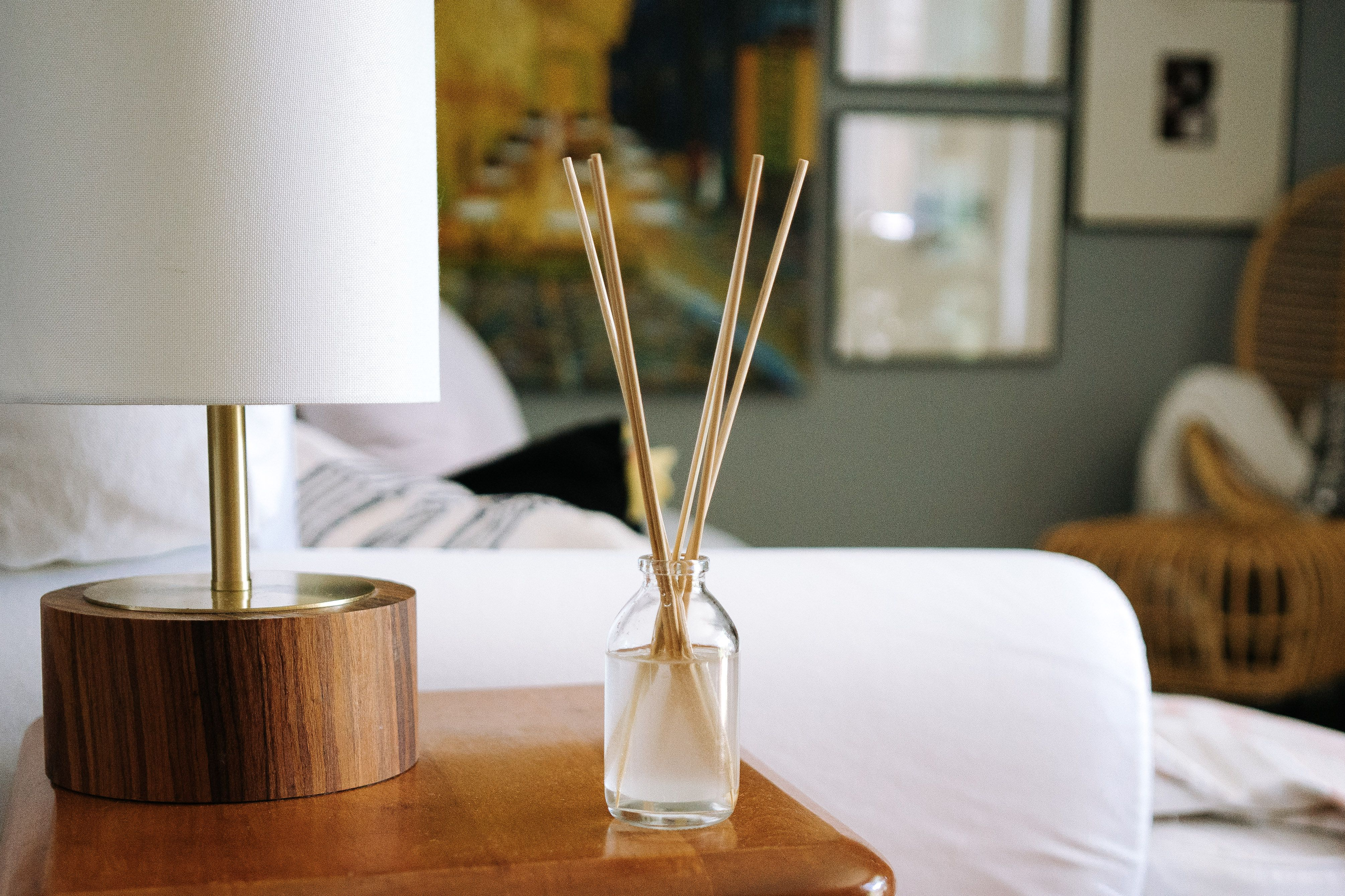 Make Your Own Room Diffuser