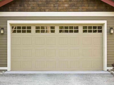 Getting The Best Deal On A Garage Door Replacement