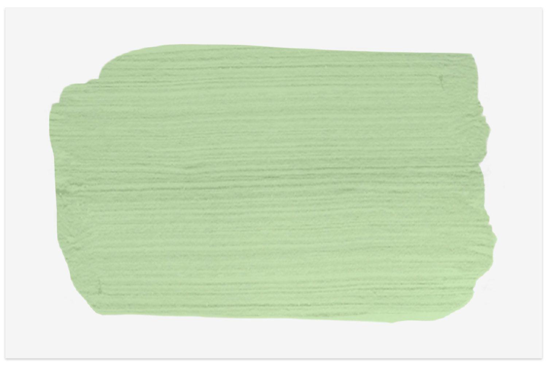 Miami Grass paint swatch from Glidden