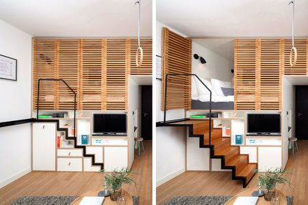 Smart Storage Solutions Clever Built Ins