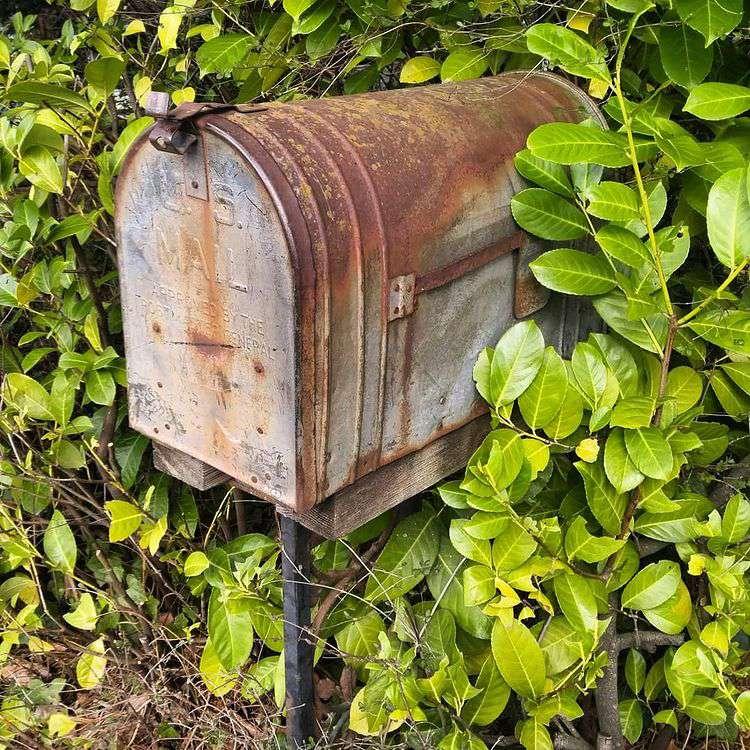 Repurpose an old mailbox