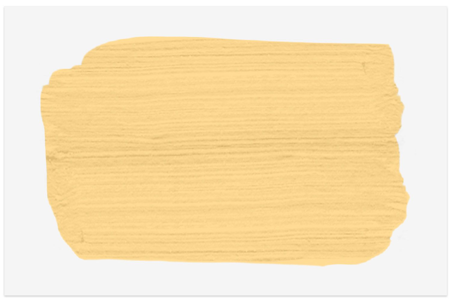 Straw Hat paint swatch from Behr