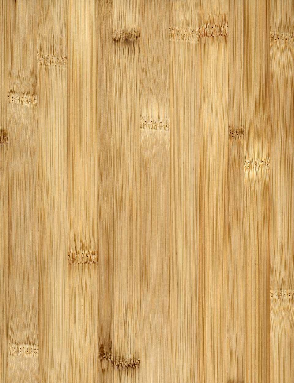 Piso de bambú, marco completo