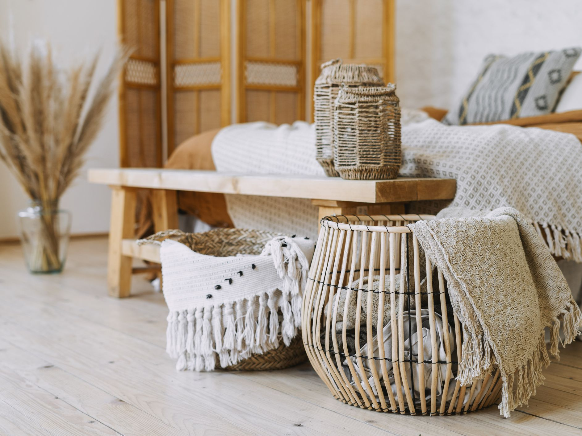 Top 5 Ways To Create A Boho Chic Home