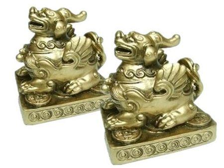 Pi Yao or Pi Xiu Feng Shui Use