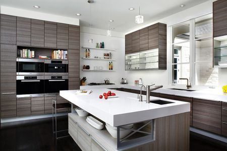 Choose An Updated Version Of Traditional Wood Grain Cabinets Upscale Your Kitchen With 5 Stylish