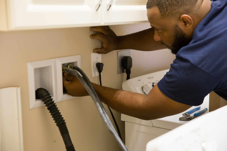 Check Washing Machine Hoses