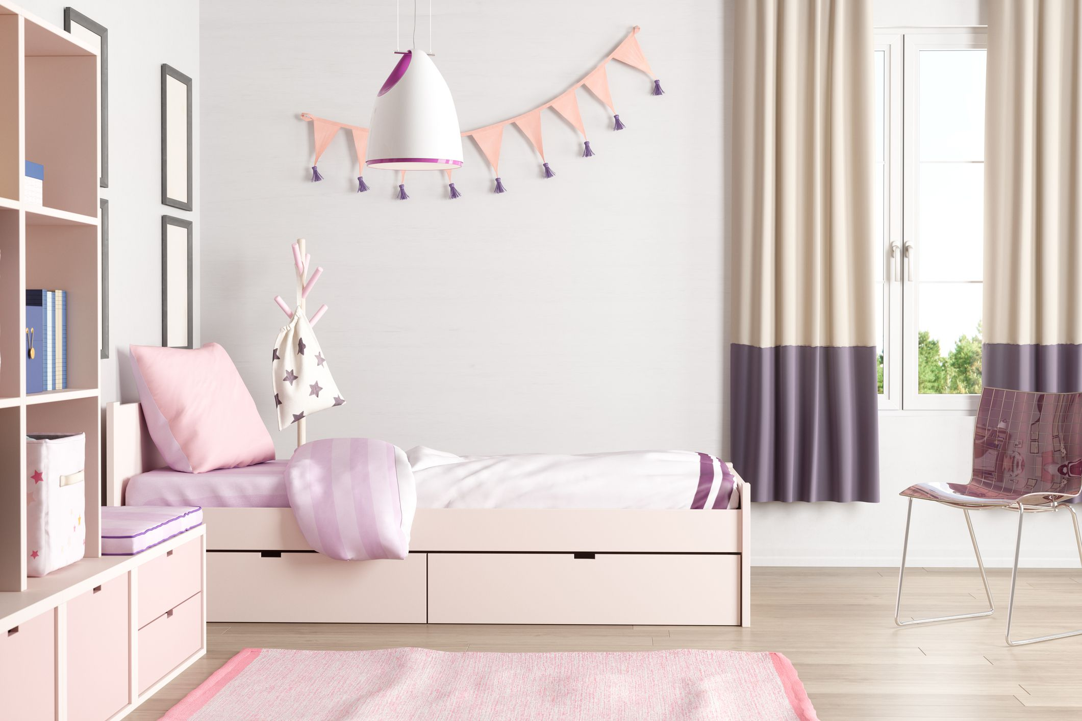 Budget Decorating Ideas for Teenage Bedrooms