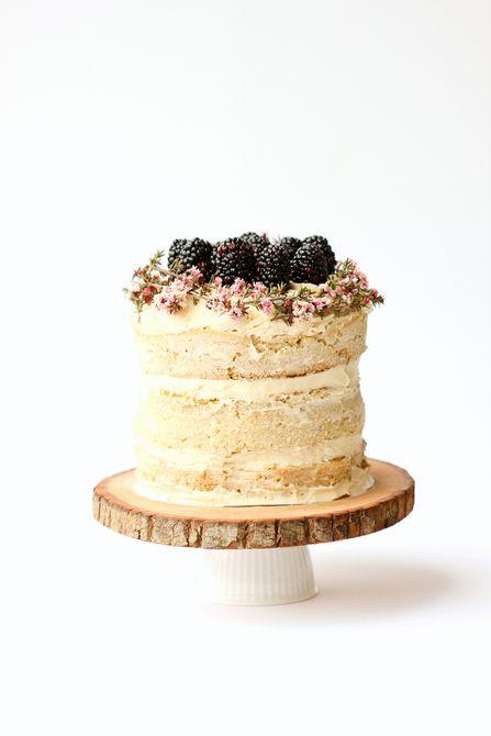 Soporte de pastel de rebanadas de madera de bricolaje