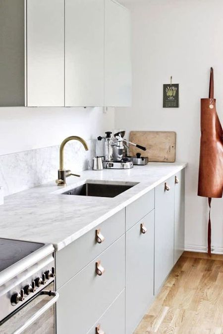 14 Unique Apartment Kitchen Ideas