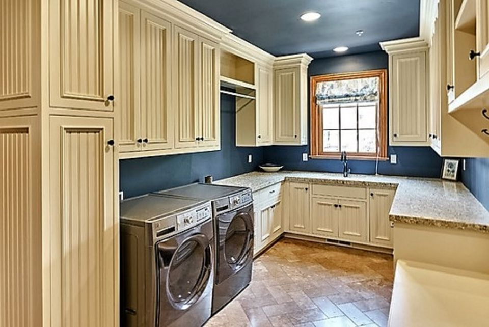 Embrace The French Country Style Laundry Room