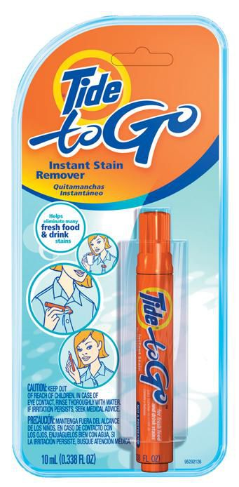 Tide To Go Instant Stain Remover Review