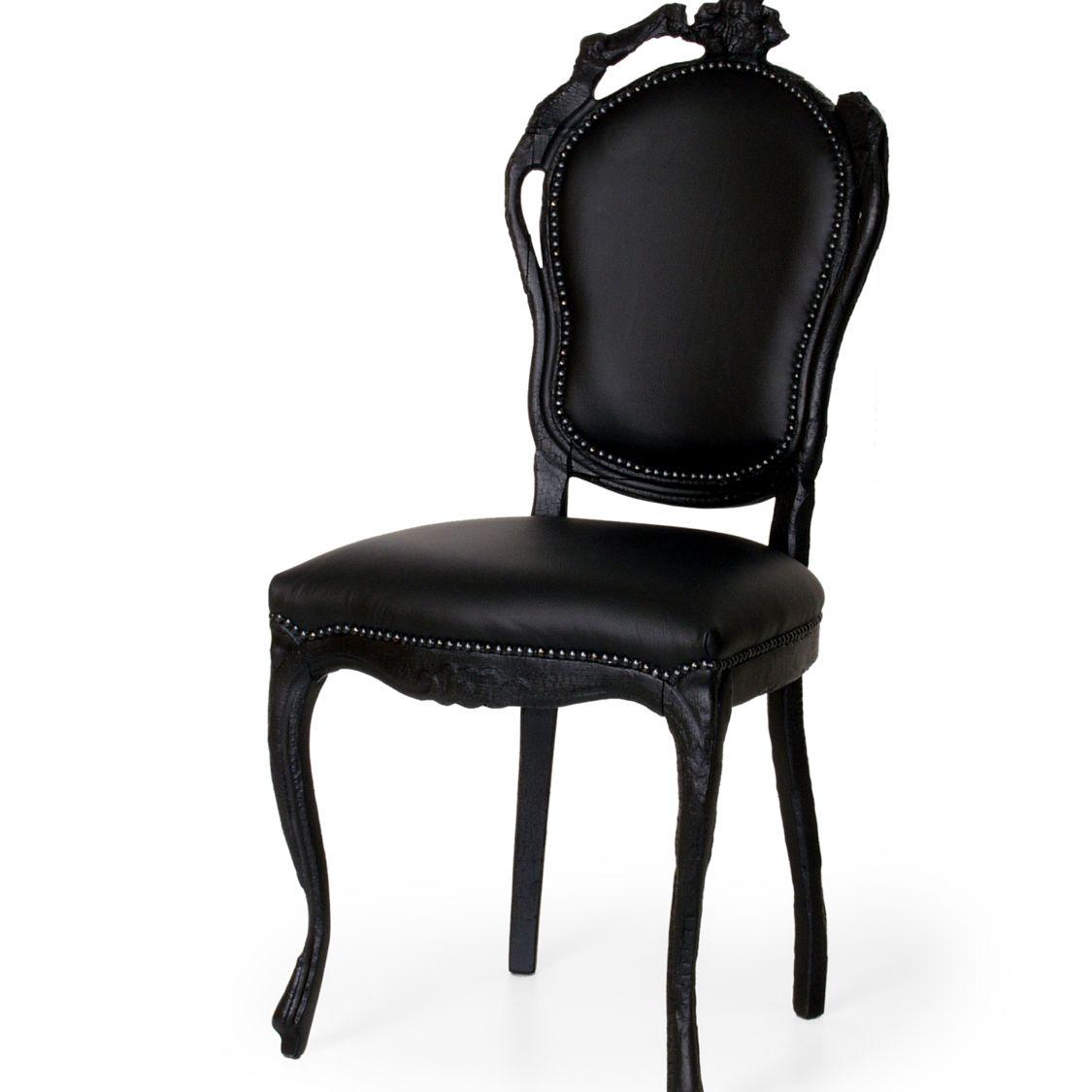 Maarten Bass Smoke series chair
