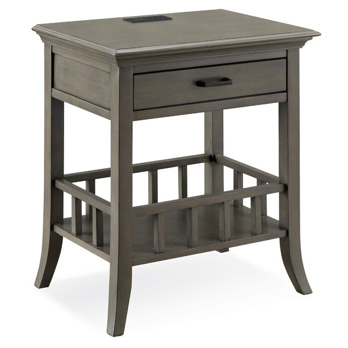 The 8 Best Nightstand Charging Stations Of 2020,What Paint For Bathroom Cabinets