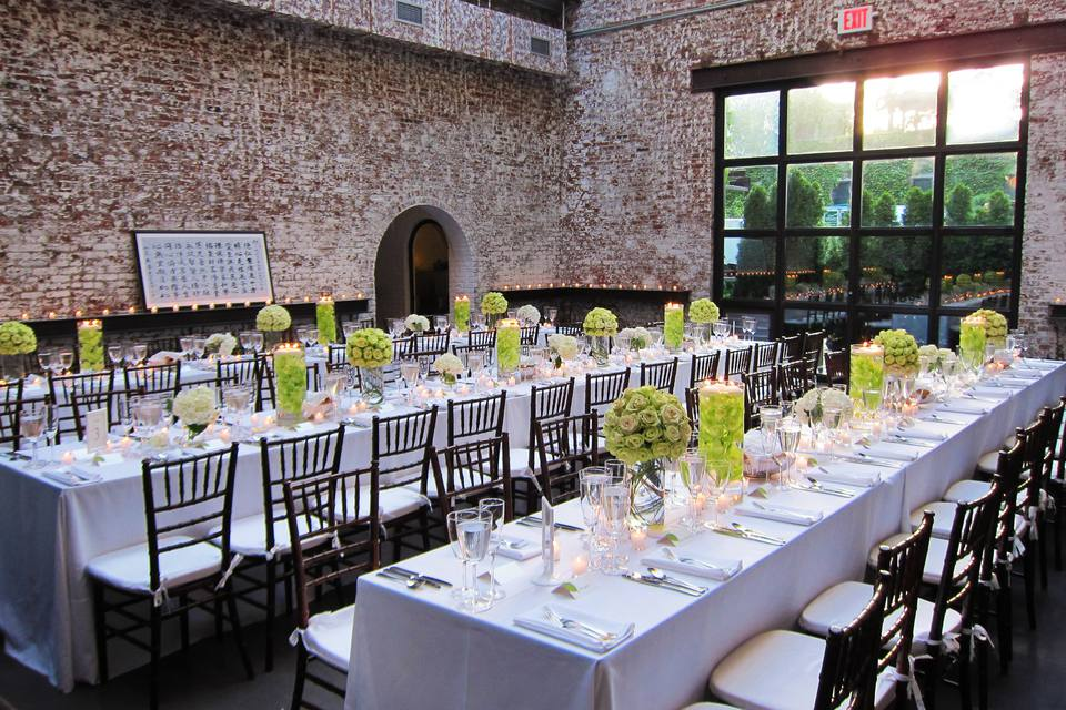 The best nyc wedding locations the foundry junglespirit Choice Image