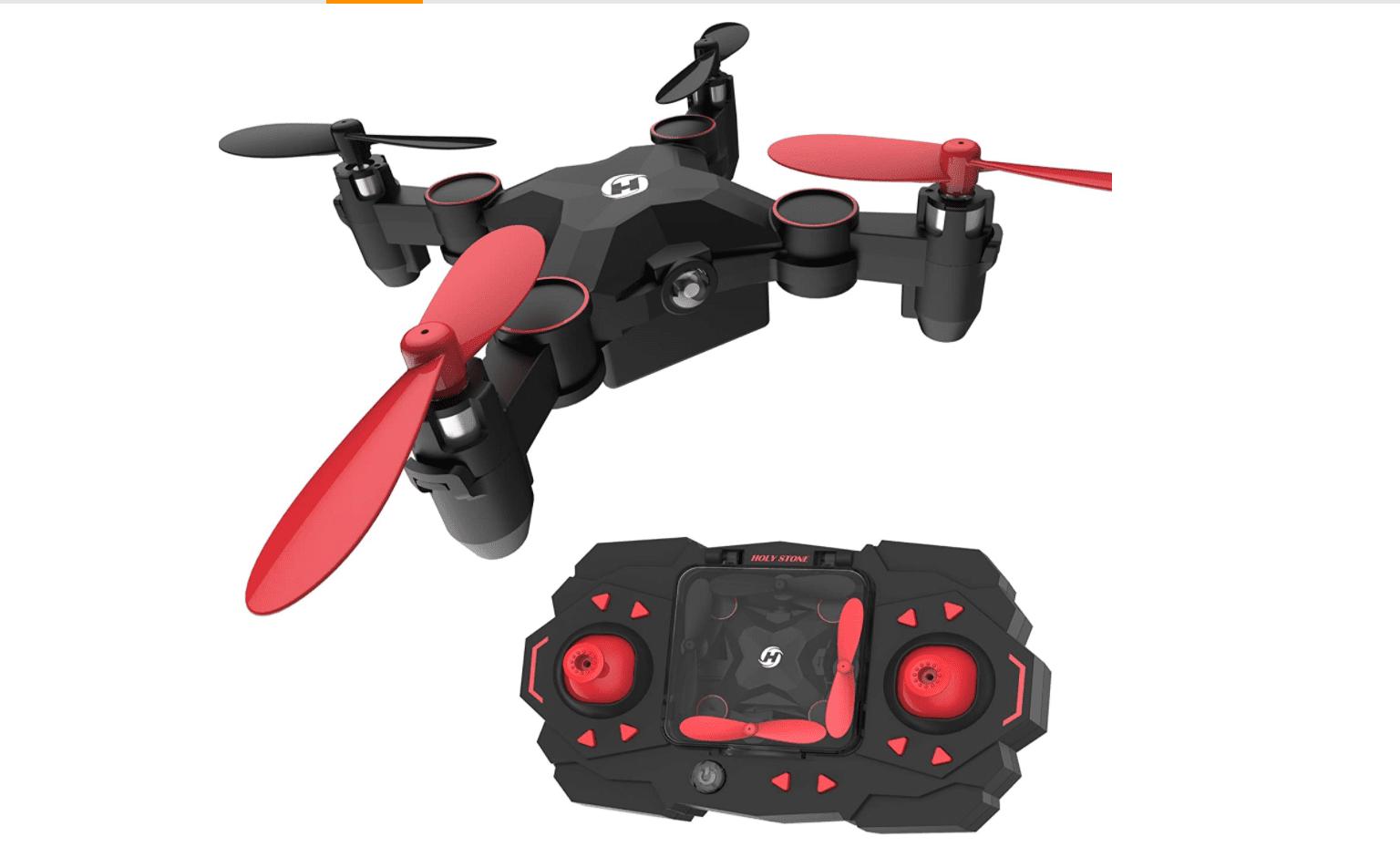 HS190 Foldable Mini Nano RC Drone