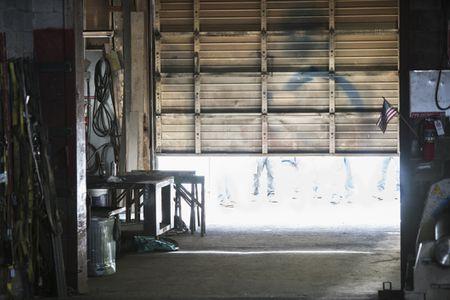 How To Make Garage Doors Less Noisy