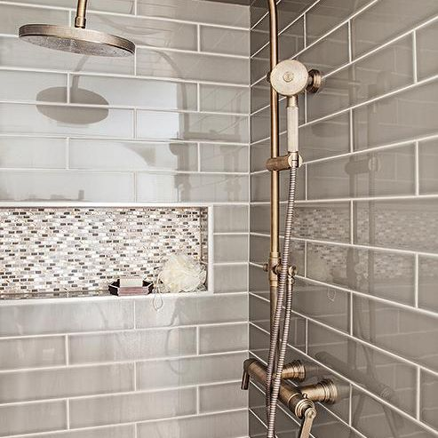 beautiful bathrooms with subway tile
