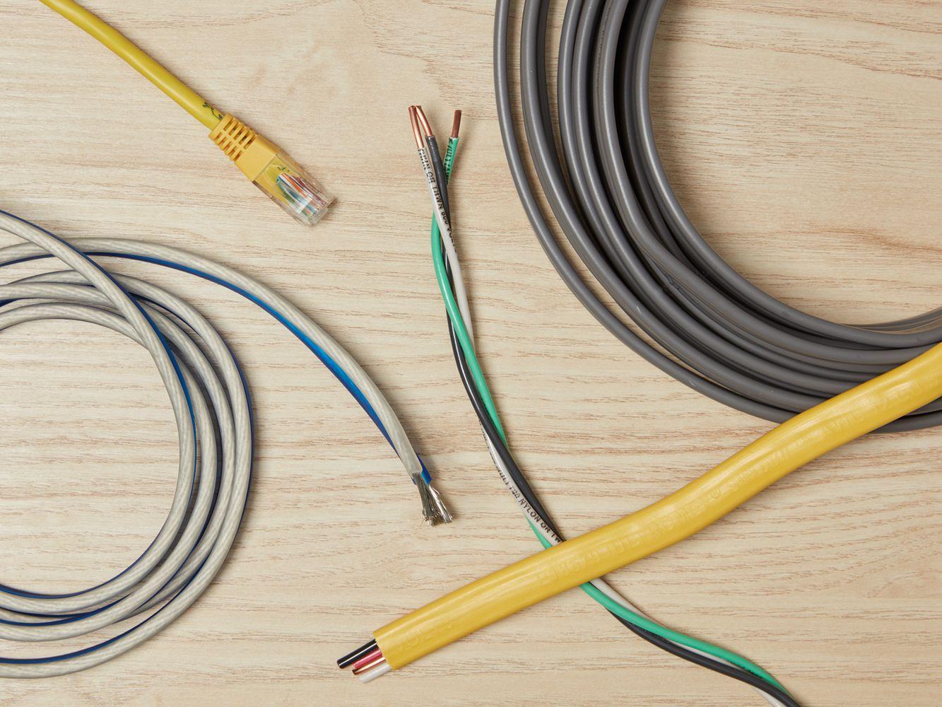 Виды кабельно-проводниковой продукции