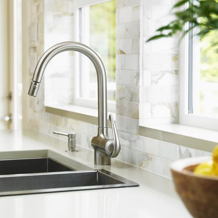 Kitchen Faucet Mounting Bolts