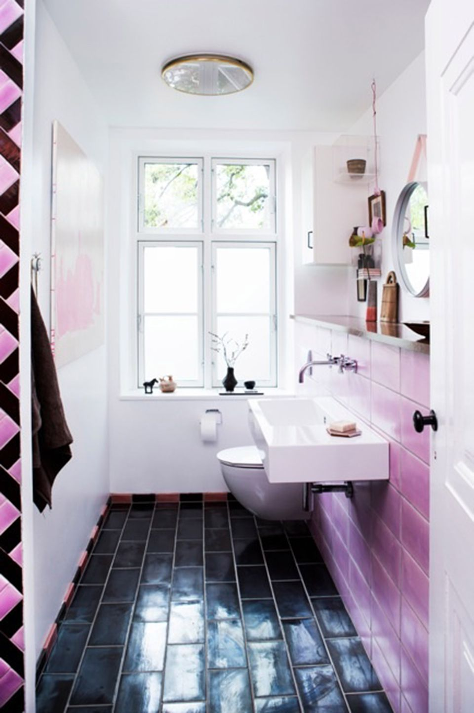 5 Tiled Bathrooms That Will Amaze You