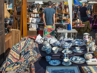 List Of Flea Markets And Vintage Shows In Machusetts
