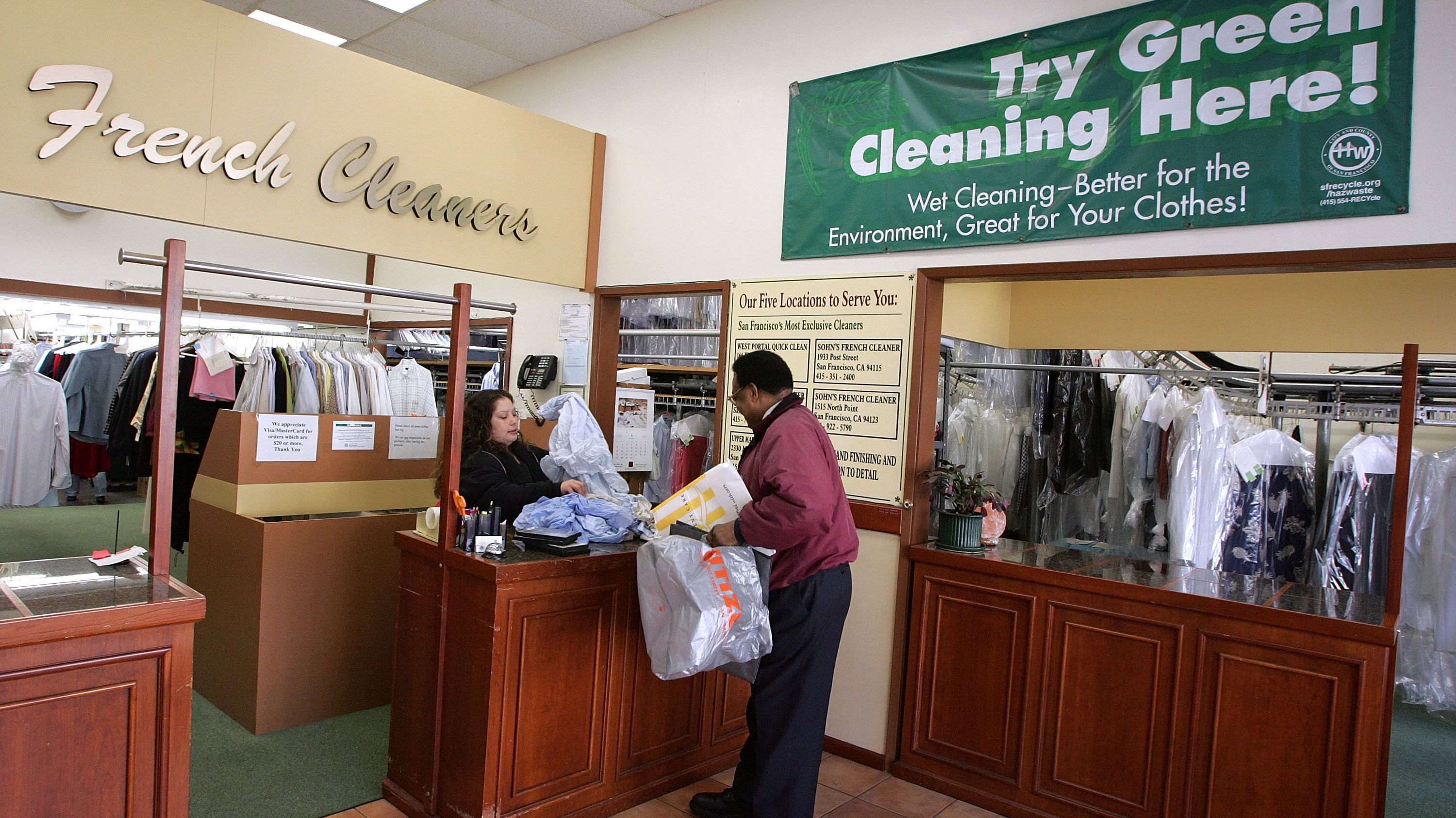 How To Find Environmentally Friendly Dry Cleaners