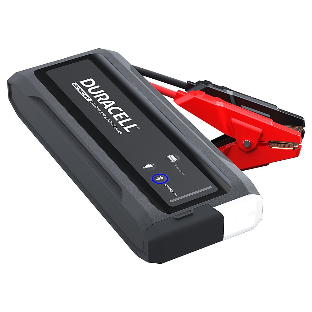 Duracell DRLJS110B Portable Jump Starter