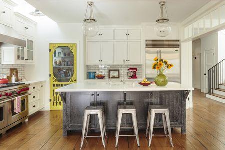 Admirable Gorgeous Modern Farmhouse Kitchens Download Free Architecture Designs Embacsunscenecom