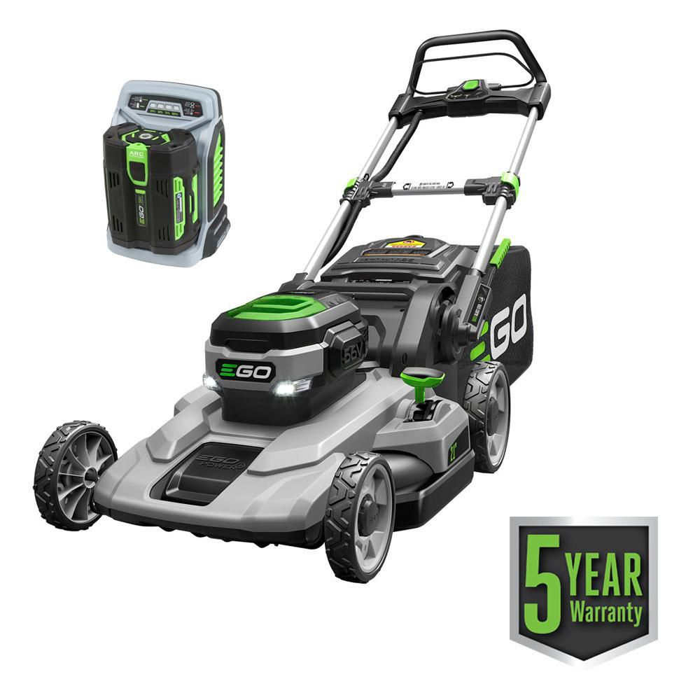 The 8 Best Electric Lawn Mowers Of 2019