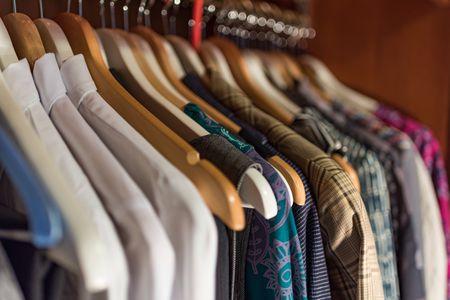 Hangers Closet