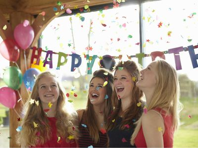 Teens Can Still Have Fun At A Party Without Drinking Birthdays